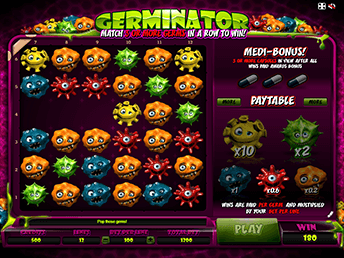 Игровой аппарат Germinator