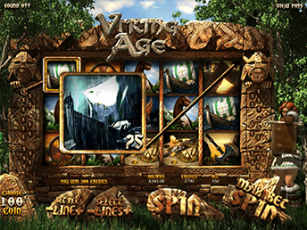 Онлайн слот Viking Age