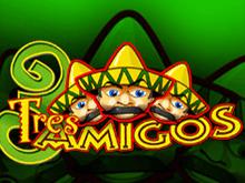 Игровой аппарат Tres Amigos