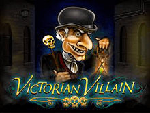 Азартная игра Victorian Villain