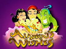 Популярный гаминатор Aladdins Wishes