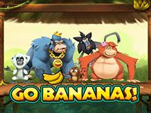 Игровой аппарат Вперед Бананы
