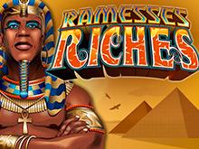 Онлайн слот Ramesses Riches
