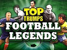 Онлайн слот Top Trumps Football Legends
