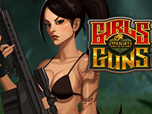 Girls With Guns - Jungle Heat слот с 3D эффектами