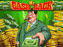 Азартный оналйн-автомат Mr. Cashback