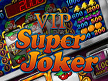 Игровой аппарат Super Joker